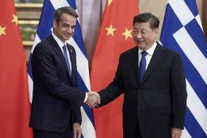 Ποιες εμπορικές συμφωνίες κλείνονται μεταξύ Ελλάδας και Κίνας