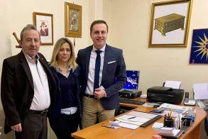 Ο Γιώργος Σαράφογλου νέος πρόεδρος του Συλλόγου Βεροιέων Αθηνών