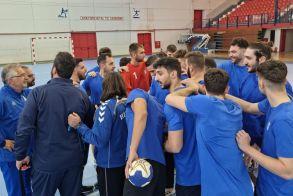 Χαντ μπολ. Πρώτη προπόνηση για την Εθνική Ανδρών στον Κορυδαλλό Το πρόγραμμα των αγώνων