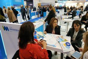 """Με ισχυρές επιδόσεις στα τουριστικά μεγέθη  η φετινή συμμετοχή της Π. Κ. Μακεδονίας στη Διεθνή Έκθεση """"World Travel Market"""""""