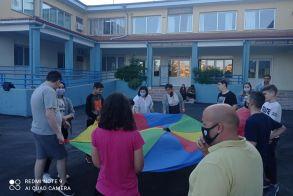 Ένα δημιουργικό απόγευμα με ψυχοκινητικά παιχνίδια και δρομικές ασκήσεις για τα παιδιά της Μ.Α.μ.Α (Εικόνες)