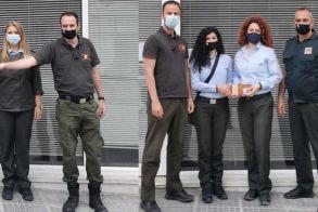 Η Δημοτική Αστυνομία Βέροιας κοντά στα