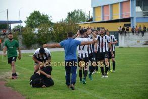 ΕΠΣ Ημαθίας. Νίκησε η Αγκαθιά στην Αλεξάνδρεια τον ΠΑΟΚ 0-3.