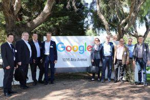 Πρόταση του Απόστολου Τζιτζικώστα στη Google να θεσπίσει ως Doodle της 26ης Οκτωβρίου το Λευκό Πύργο για την Απελευθέρωση της Θεσσαλονίκης