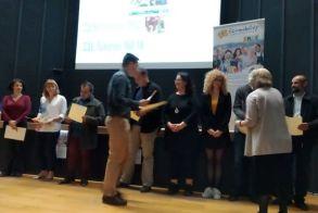 1η θέση  για το Σχολείο Δεύτερης Ευκαιρίας Νάουσας στο Διαγωνισμό Ecomobility για την Οικολογική και Ανεμπόδιστη Μετακίνηση