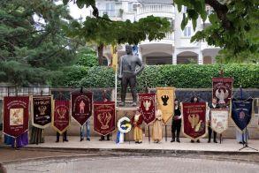 Εύξεινος Λέσχη Βέροιας: Κορυφώθηκαν οι εκδηλώσεις Μνήμης της Γενοκτονίας των Ελλήνων του Πόντου.