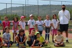 Σε Βέροια και Λιτόχωρο οι αθλητές της Ακαδημίας Αντισφαίρισης Νάουσας