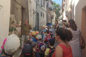 Ξενάγηση στις παραδοσιακές  γειτονιές της Νάουσας