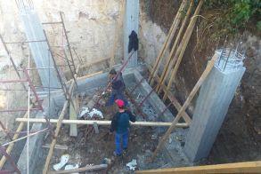 Εργασίες βελτίωσης του δρόμου που συνδέει τη Νάουσα με τον Κοπανό - Συνεχίζονται οι εργασίες συντήρησης σε υποδομές (Εικόνες)