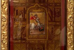 Πανηγυρική εορτή του Αγίου Γεωργίου Περιστερεώτα - Το πρόγραμμα των εκδηλώσεων