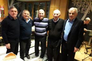 Την Δευτέρα 28 Ιανουαρίου κόβει την πίτα του ο Σύλλογος Παλαιμάχων Βέροιας .Θα τιμηθούν οι Τσιρέλας, Μπαλτσιώτης Φιλιππίδης και Αποστολίδης