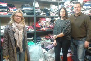 Αποτελέσματα εξαμήνου της δράσης ανακύκλωσης ρούχων στο Δήμο Νόαυσας
