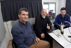 «Λαϊκά και Αιρετικά» (22/3): Ο π. Διονύσιος Συρόπουλος ζωντανά στο στούντιο, συζήτηση για αδέσποτα στο Δ.Σ. Βέροιας