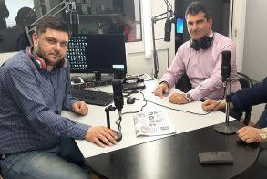 Συνέντευξη του υποψηφίου δημάρχου Βέροιας Αντώνη Μαρκούλη στον ΑΚΟΥ 99.6