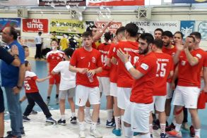 Πρόγραμμα και διαιτητές για τους αγώνες πλέι οφ και πλέι άουτ Άρης Νικαίας - Φίλιππος