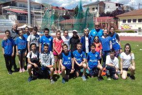 Διακρίσεις και καλές επιδόσεις  για τους μικρούς Βεροιώτες αθλητές/τριες   του στίβου