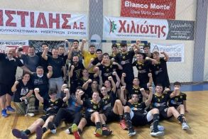 Final-8 Εφήβων: Πρωταθλήτρια η AEK που νίκησε τον Ολυμπιακό 28-24