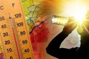 Συμπτώματα Συνδρόμου Θερμοπληξίας: Οδηγίες για την Πρόληψη από τις υψηλές θερμοκρασίες