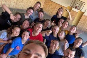 Ξεκίνησε προπονήσεις το νέο τμήμα χαντ μπολ γυναικών του Ζαφειράκη Νάουσας