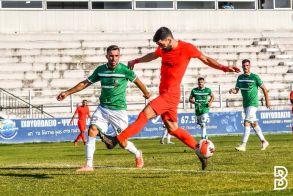 Νίκησε 0-1 η Βέροια στον Μακεδονικό . Σκόρερ ο Πασάς στο 80'.