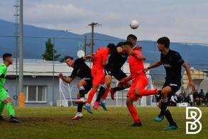 Σε φιλικό αγώνα  στην Σουρωτή . ΠΑΟΚ Β - ΝΠΣ ΒΕΡΟΙΑ 2-2