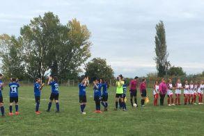 Γ' Εθνική γυναικείο ποδόσφαιρο. Αμαζόνες Παραμυθιάς- Veria Ladies