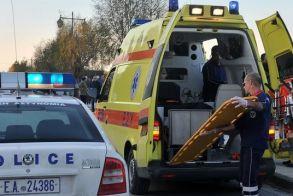Θανάσιμη σύγκρουση μοτοσυκλέτας με φορτηγό στο Μακροχώρι - Νεκρός ο 21χρονος οδηγός της μοτοσυκλέτας