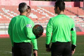 Στους ορισμούς των διαιτητών της 13ης αγωνιστικής προχώρησε η ΕΠΟ για την football  Leauge
