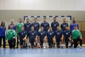 Χάντμπολ: Η αποστολή της εθνικής ανδρών για τη Σερβία. Μετέχει και ο Π. Κωστακιδης