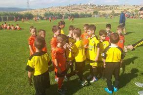 Ξεκίνησε το παιδικό πρωτάθλημα της ΕΠΣΗ - Τα αποτελέσματα της 1ης αγωνιστικής