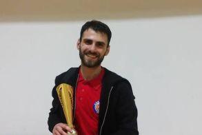 Κώστας Καπνάς προπονητής σε εφηβικό και παιδικό του ΑΟΚ Βέροιας