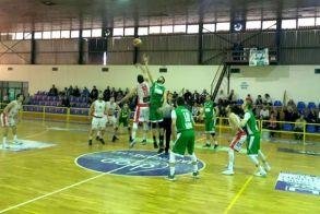 Μπάσκετ Β' Εθνική. Ερμής Λαγκαδά - Φίλιππος 79-71