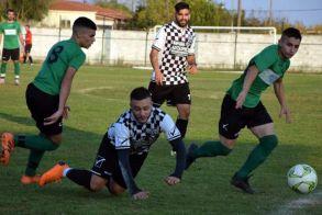 ΕΠΣ Ημαθίας. : Εύκολες νίκες εκτός  για Νάουσα και Τρίκαλα. Δύσκολα το Ροδοχώρι 1-2 στην Χαρίεσσα