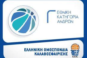 Μπάσκετ Γ' Εθνική. Εκτός έδρας αγωνίζονται ΑΟΚ Βέροιας και Μελίκη