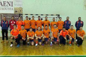 Α2 ανδρών. Ζαφειράκης - Μακεδονικός 31-28