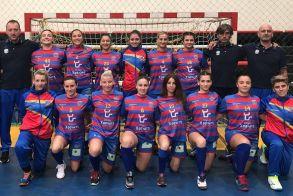 Α1 Γυναικών Καλύτερη η  Βέροια 2017 νίκησε στο Καματερό 21-24.