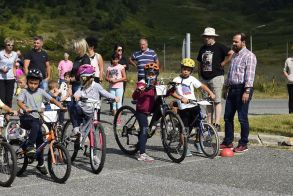 Ποδηλατικοί αγώνες στο Σέλι