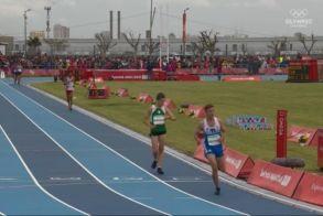 Στην 11η θέση ο Άνθιμος Κελεπούρης στα 5.000μ με χρόνο 21.58.74 στην ολυμπιάδα νέων