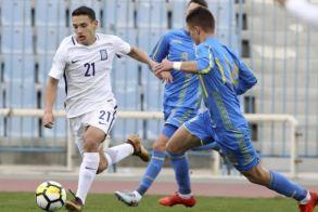 Θρίαμβος 5-3 επί της Ρουμανίας και πρόκριση για την εθνική Νέων.