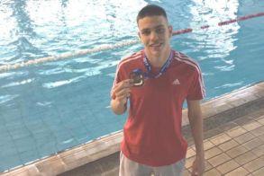 Πανελλήνιο πρωτάθλημα Κολύμβησης παίδων  : Δύο Βεροιώτες αθλητές στις πρώτες θέσεις