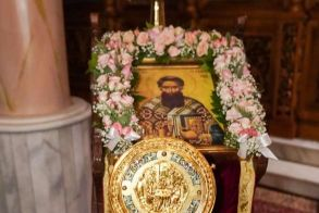 Αγρυπνία θα τελεστεί στην Ιερά Μονή Παναγίας Δοβράς - Σε προσκύνηση το ιερό λείψανο του Αγίου Γρηγορίου του Παλαμά