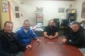 Ο Ευθύμης Πιπελίδης στην τεχνική ηγεσία της αντρικής ομάδας χάντμπολ του Φιλίππου