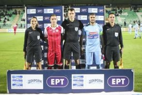 Super League: Ο Μανούχος στο ΟΦΗ - Ολυμπιακός, ο Σέζος στο Λαμία - ΠΑΟΚ