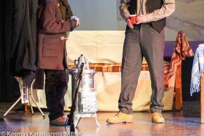 «Μια ξεχωριστή μέρα του Μπαρμπα - Πανώφ» από τη θεατρική ομάδα του Γυμνασίου Κοπανού