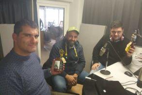 Λαϊκά & Αιρετικά (4/12): Στήριξη ΣΥΡΙΖΑ σε Μαρκούλη, μελισσοκόμος στο στούντιο, γιορτή Αγ. Βαρβάρας