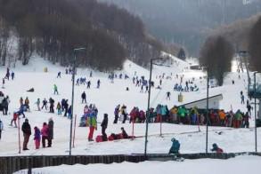 Απαγόρευση κυκλοφορίας για ακόμη μια εβδομάδα προς τα χιονοδρομικά Κέντρα