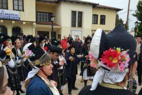 Με την  παρέλαση των αρμάτων έληξε το Μελικιώτικο Καρναβάλι