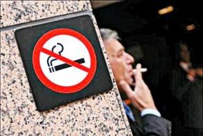 Μην πετάτε αποτσίγαρα σε  πεζοδρόμια και δρόμους