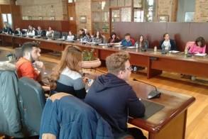 Συνεδριάζει το Δημοτικό  Συμβούλιο Εφήβων σήμερα  στο Δημαρχείο Βέροιας
