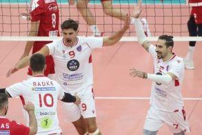 Λιγκ Κάπ Ν. Σαμαράς. Ολυμπιακός - Φοίνικας 0-3: Με σόου Πρωτοψάλτη στον τελικό οι Συριανοί